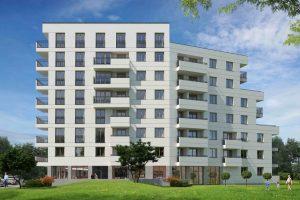 nowe mieszkania - Ruczaj - inwestycja deweloperska